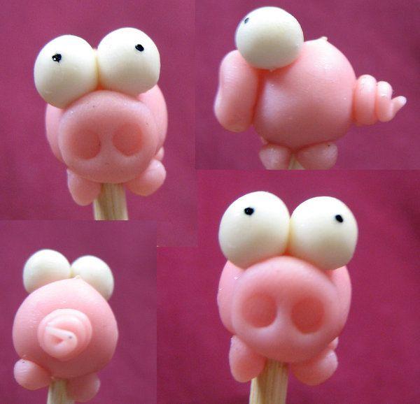 crazy pig by beatus-vir.deviantart.com on @deviantART