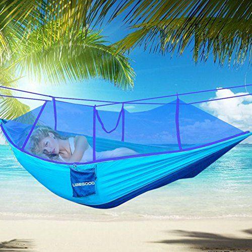 Amaca da Campeggio, Ubegood portable camping hammock arac... https://www.amazon.it/dp/B01G5BDL2G/ref=cm_sw_r_pi_dp_x_VUo7xbS9S5HKT
