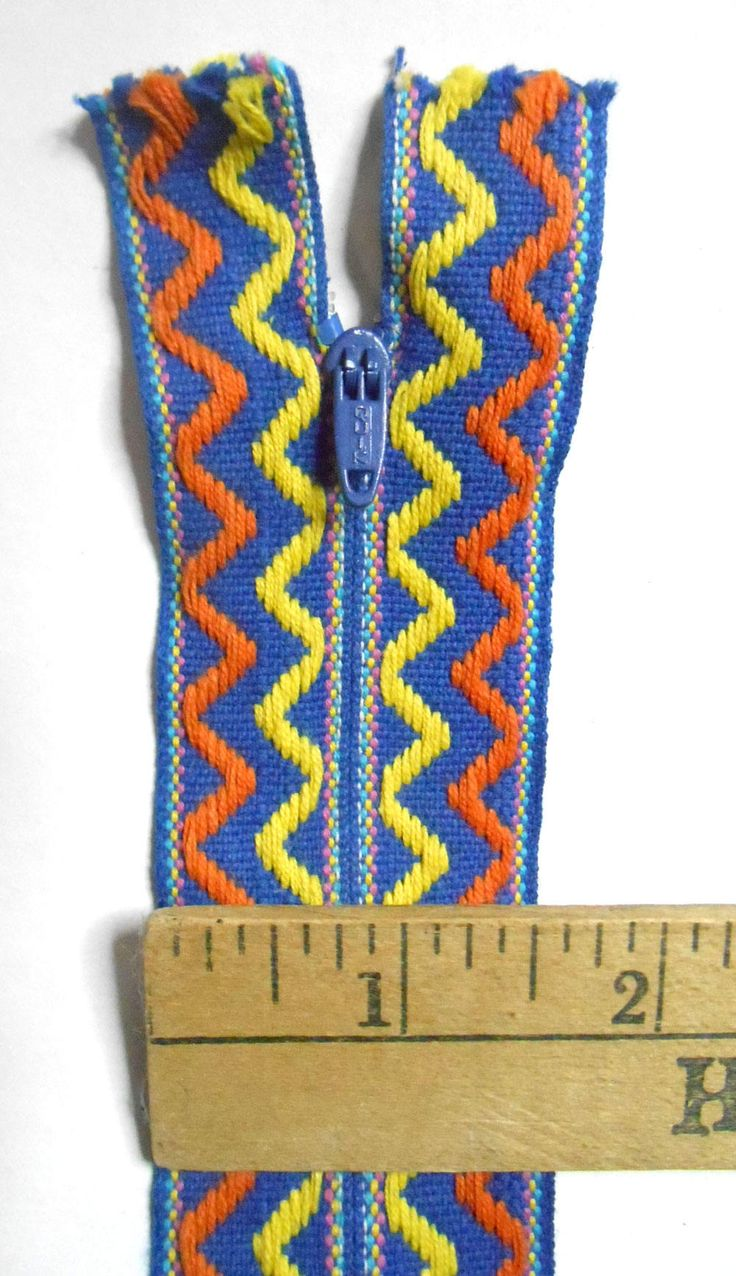Vintage Quick Blue Yellow Orange embroidered zig zag 60s mod dress 22 inch zipper Geometric chevron ribbon supplies clothing sewing #Vintage #Quick #Blue #Yellow #Orange #embroidered #zigzag #60s #moddress 22 inch #zipper #Geometric #chevron #ribbon #supplies #clothing #sewing #craft #etsy #etsystudio