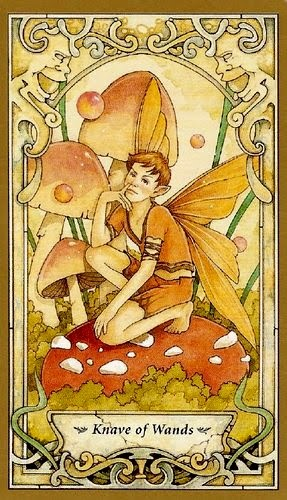 Mystic Faerie Tarot The World: 35 Best Knights Images On Pinterest