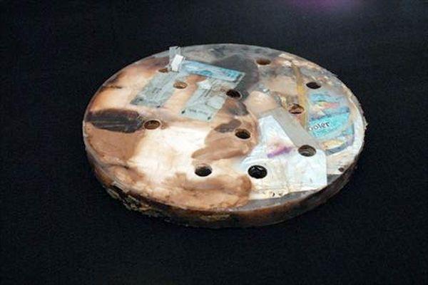 NASA considera reciclar la basura espacial para convertirla en escudos contra la radiación: http://reciclate.masverdedigital.com/?p=155