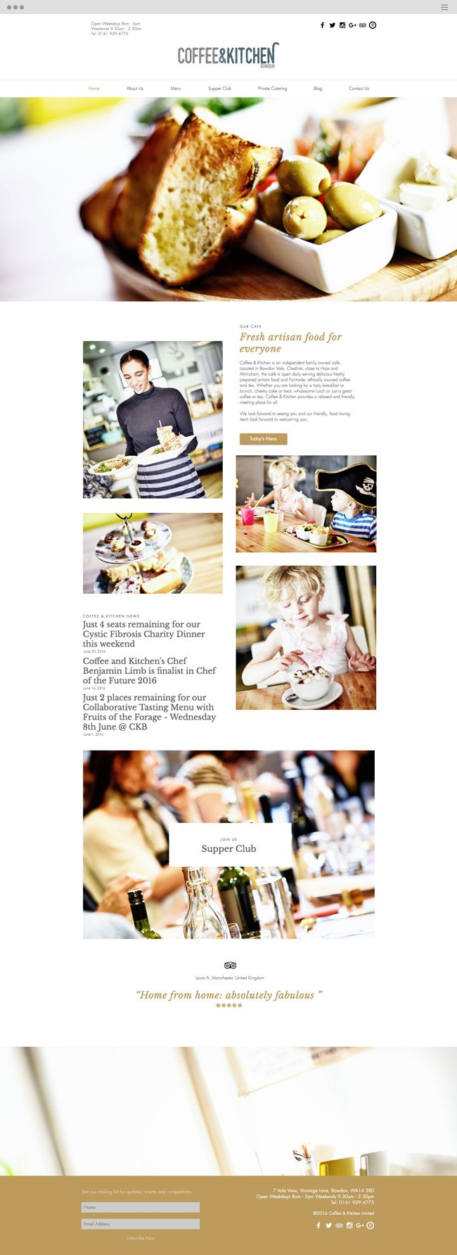 kitchen web design. Coffee  Kitchen Family Owned Cafe 1476 best Killer Wix HTML5 Websites images on Pinterest