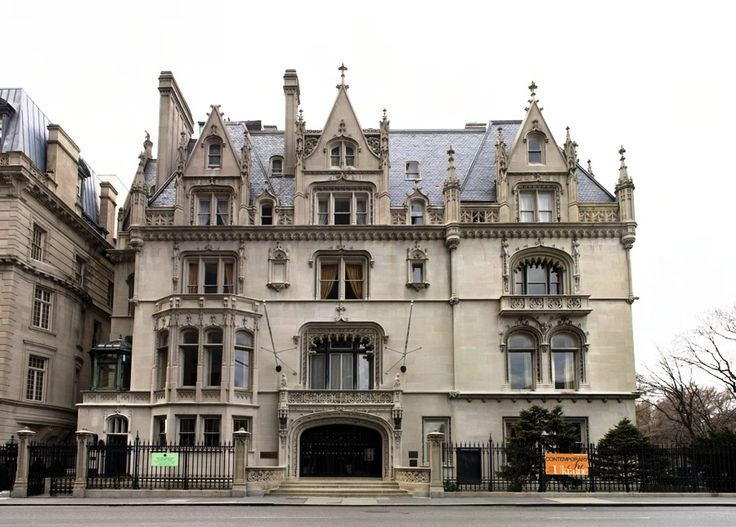 The Isaac D Fletcher Mansion 79th Street And 5th Avenue
