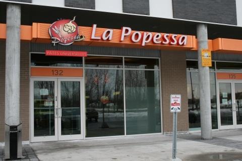 Longueuil   La Popessa
