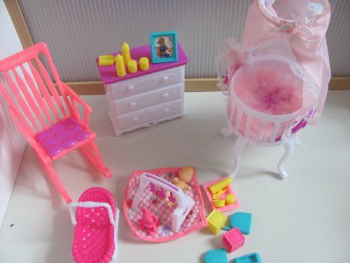 1000 Images About My Barbie Sets On Pinterest Toys Play Sets And Couch Ottoman