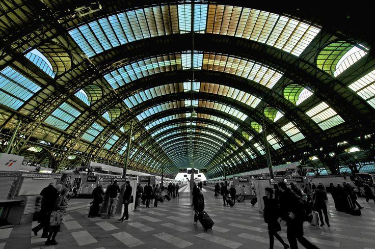 """Milano"" by Bernardo Ricci Armani  www.tourismando.it for your vacations!!"