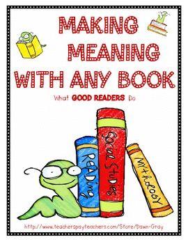 Making Meaning 3rd Grade Homework - image 5
