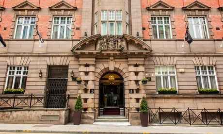 2017 UK to: Liverpool: 1 or 2 Nights for Two with Breakfast, Prosecco and Late Check-Out at  4* The Richmond Hotel UK 2017 Deal:  for just: £79.00