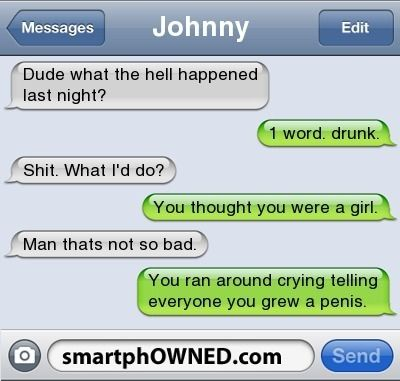 10 Epic Drunk Text Fails