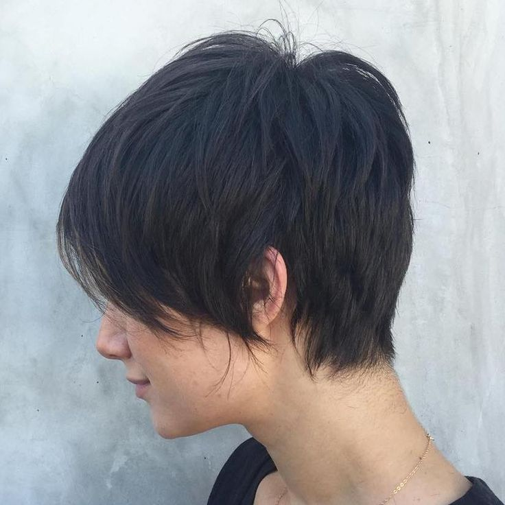 Outgrown Layered Pixie