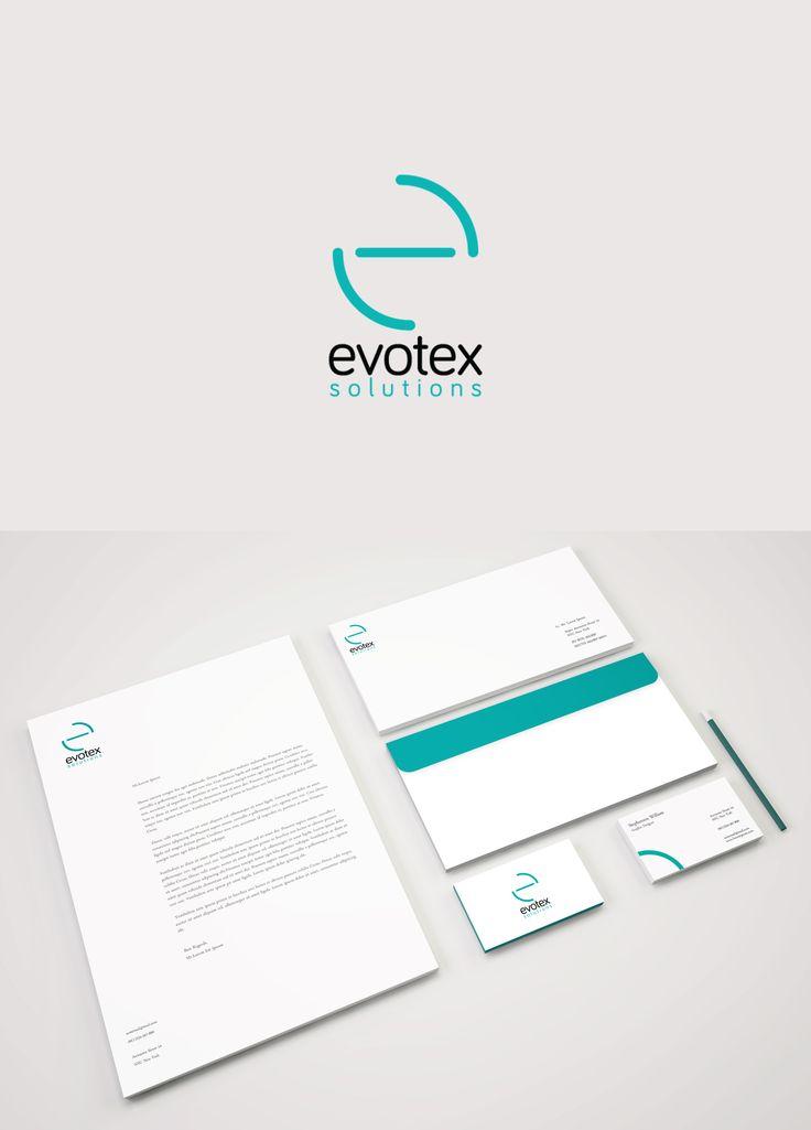 Evotex | Logo Design