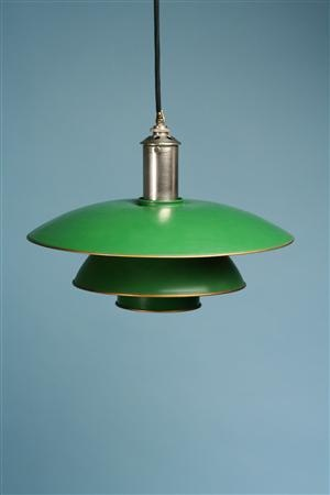 Designed by Poul Henningsen for Louis Poulsen, Denmark. 1926.