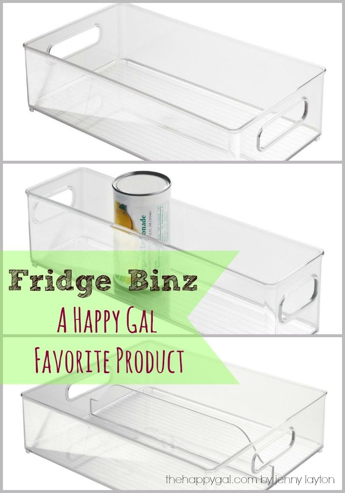 Fridge Binz The Happy Gal Favorite Product Plus Tips For