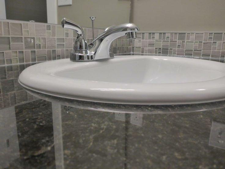 Top Mount Sink Bath