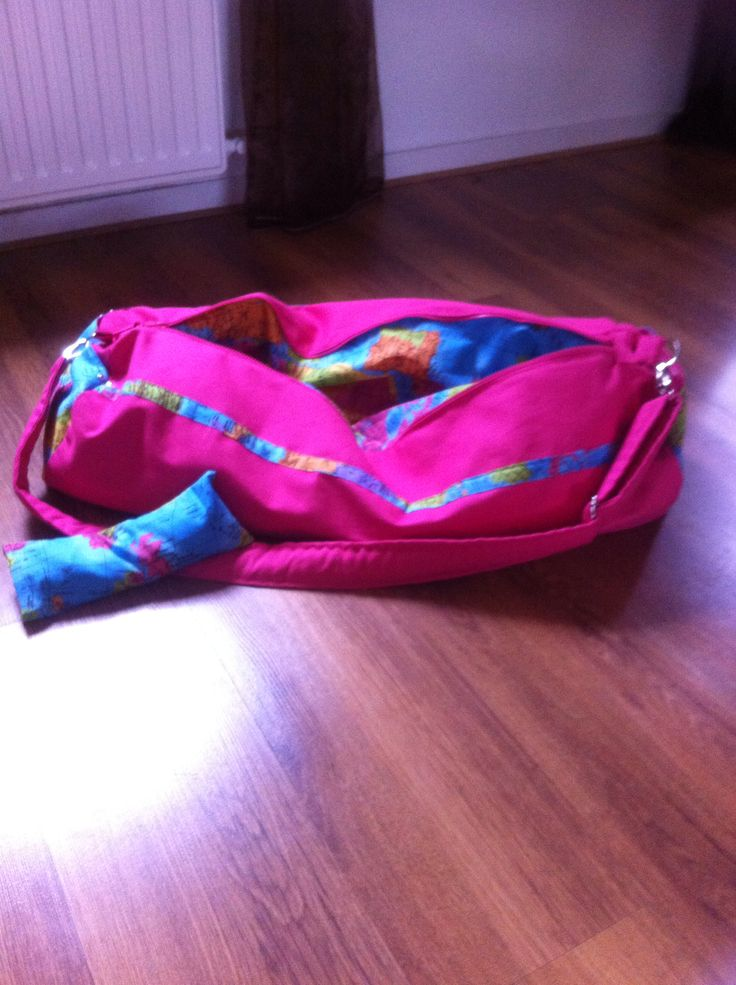 Yoga mat tas. +lavendel oog zakje.