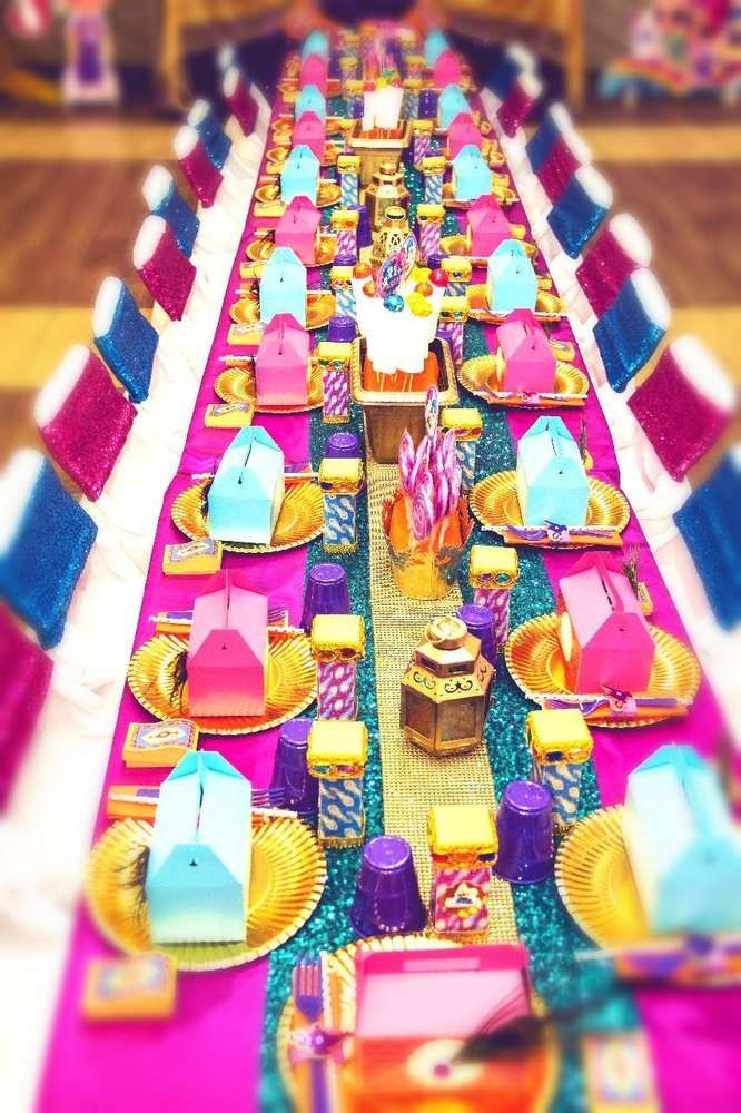 SHIMMER AND SHINE Birthday Party Ideas In 2019