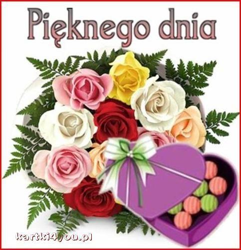 Pięknego dnia życzę :)