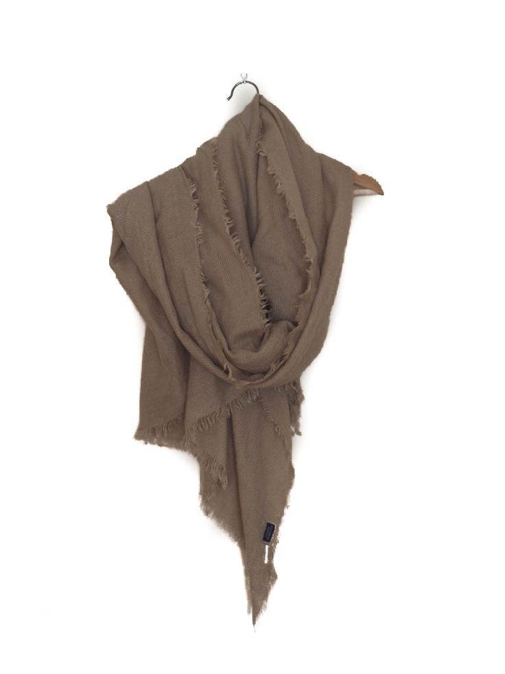 Bufanda pañuelo, lana, beige, otoño invierno, Pull&Bear  Scarf, Wool, Autumn Winter