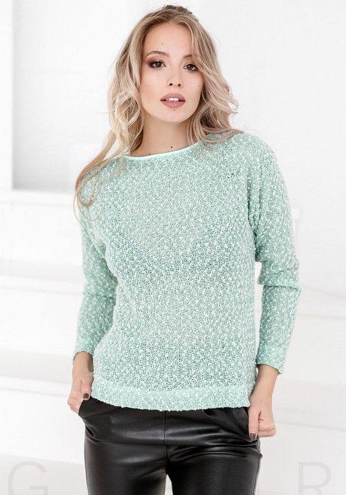 3cf3e3b16158 ТОП ИДЕЙ: самые красивые вязаные кофты и свитера 2018-2019 - фото ...