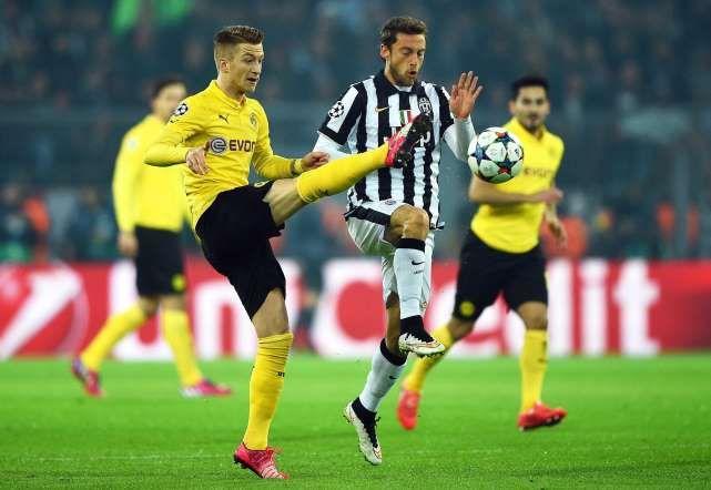Borussia Dortmund vs Juventus FC - LUSA/JONAS GUETTLER