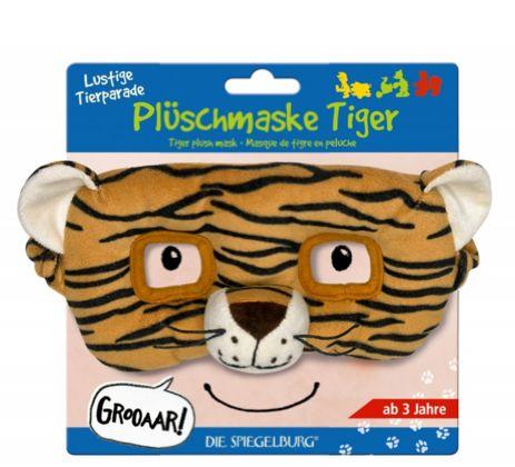 Λούτρινη Μάσκα Τίγρης | Το Ξύλινο Αλογάκι - παιχνίδια για παιδιά
