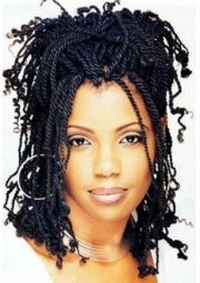 2015 Short Hairstyles for Black Women Braids - Find lots of fabulous short hair styles for black women worldwide at 1966mag.com