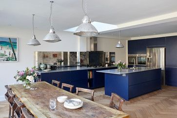 Mountview - Eclectic - Kitchen - london - by Martins Camisuli Architects