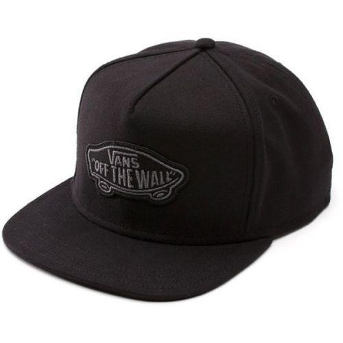 83055e7d476 Vans Cap Classic Patch Snapback OTW Surf Skate Bmx Band Punk HAT AUST SELLER