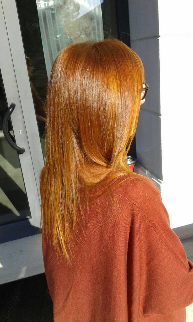 Red Elumen Yy Kk Gk In 2019 Frisuren Naturkosmetik