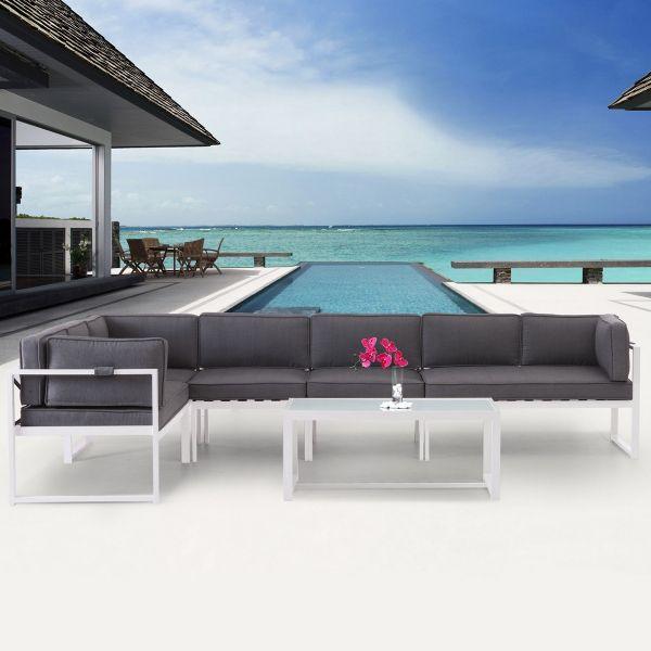Nice Golden Beach Sectional By Zuo Modern. Contemporary Outdoor FurnitureModern  ...