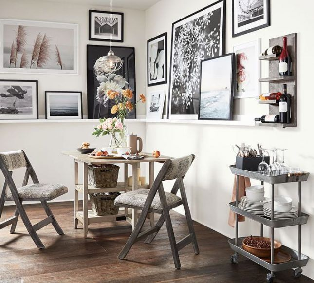 104 best images about home office decor on pinterest for Pottery barn small spaces furniture