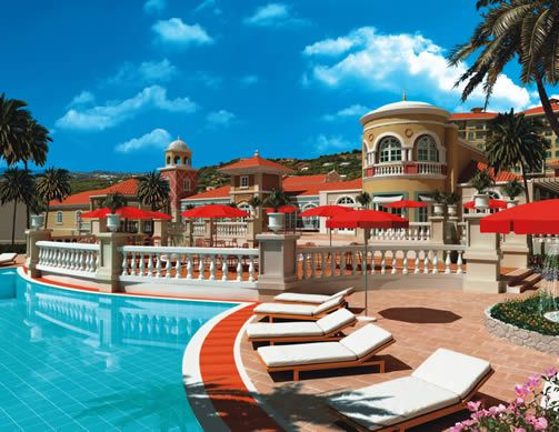Sandals Grande Antigua.  Absolutely perfect.