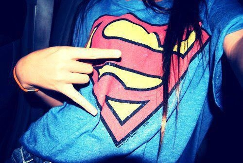 SuperGirlWoman Fashion, Superman Sweatshirts, Style, Super Heroes, Man Of Steel, Super Women, Superhero, Superman Shirts, Dreams Closets