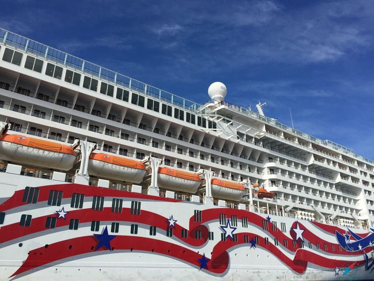 Norwegian Cruise Lines, Pride of America - Hawaii - Day One