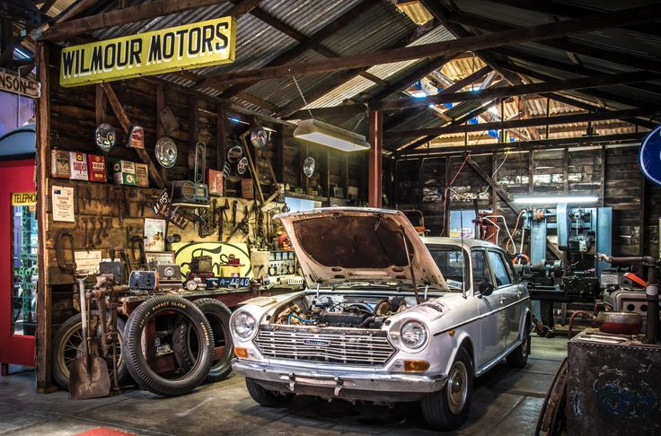 10 things we love about Sale. RoyalAuto May, 2016. Photo: Anne Morley. #Sale #GippslandVehicleCollection #Maffra #museum