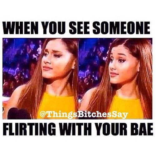 flirting memes bae memes quotes love