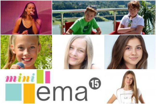 Junior Eurovision 2015: Slovenia reveal Mini EMA 2015 semi-finalists