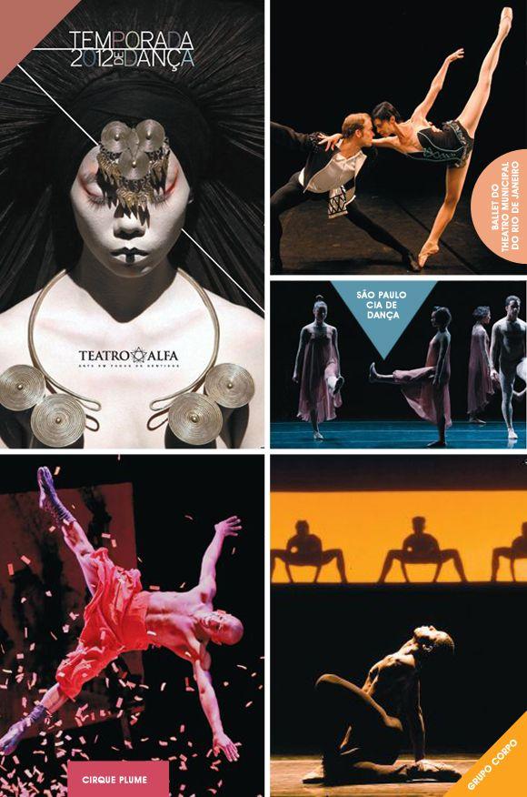 Temporada de dança 2012, Teatro Alfa...