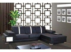 Urban Leather Lounge Set