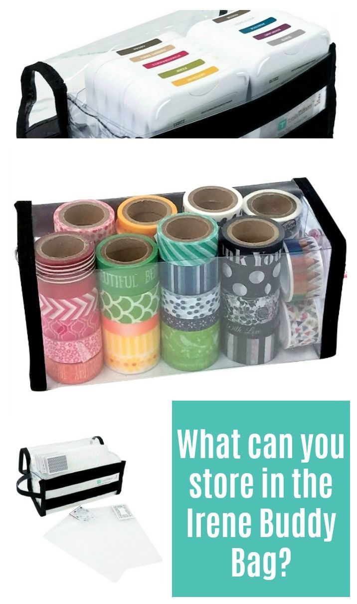 What Can You Organize With Irene The Craft Organizer You Need Right