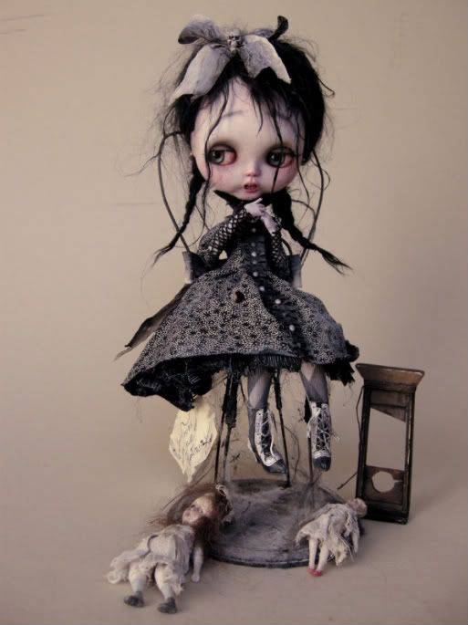 The Bloodshot Reinvention of the Blythe Doll ~ Drop Dead Cute - Kawaii for Sexy Ladies