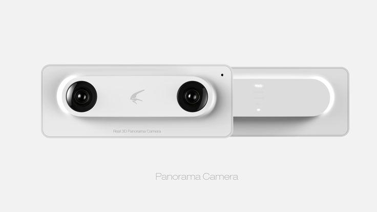 一款针对iPhone 6s plus使用的3D全景相机