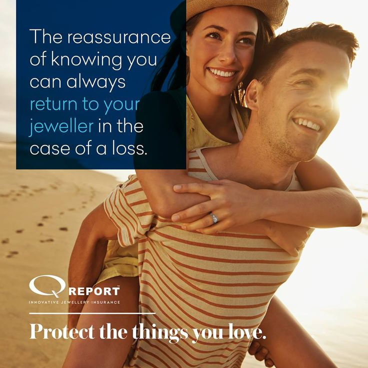 We guarantee you can return to your jeweller – you bought from your preferred jeweller and that is who you go back to! http://blog.qreport.com.au/protect-the-things-you-love/ #jewelleryinsurance