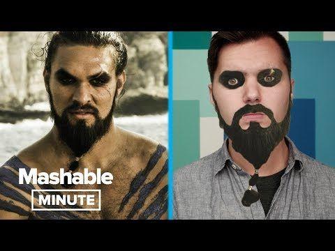 Learn Dothraki Right Now | Mashable Minute | With Elliott Morgan - YouTube