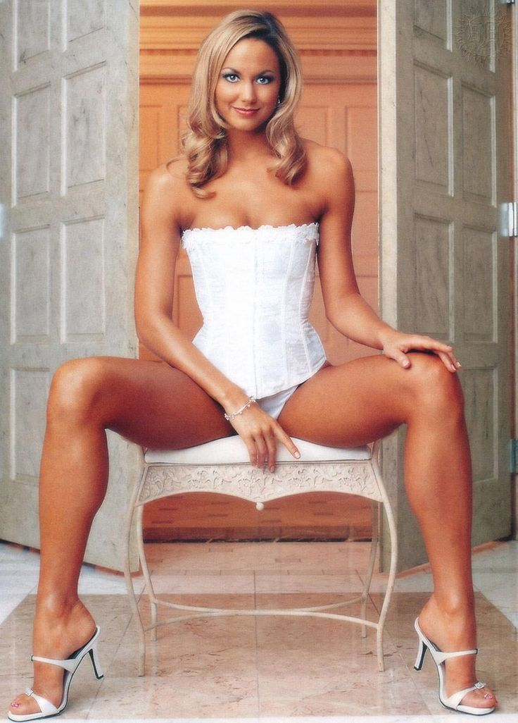 Has got! Stacy keibler leg muscles this rather