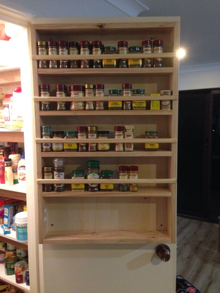 Pantry storage - nailed it!!