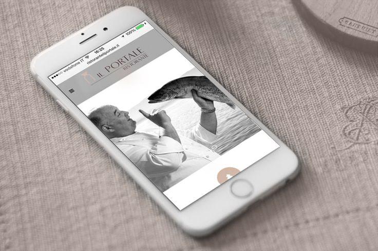 New Website for Il Portale Restaurant