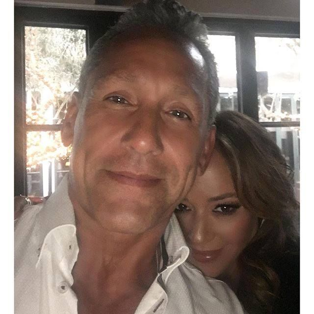 Leah Remini & husband