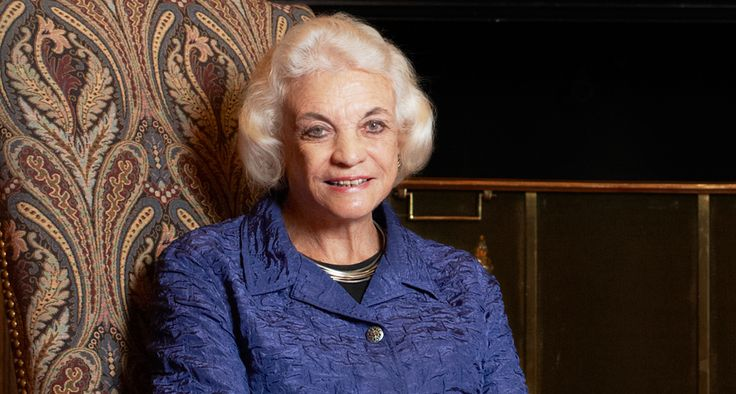 1981 Sandra Day O'Connor on her hard-won career and the high stakes of her history-making appointment to the Court.