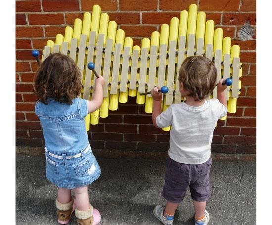 Imbarimba Xylophone Outdoor Musical Instrument